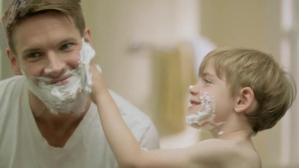 Barbasol TV Commercial, 'Close-Shave America'