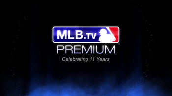 MLB.TV Premium TV Spot, \'Baseball Everywhere\'