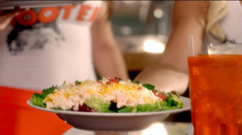 Hooters Memorial Day 10 Free Wings for Military Personnel TV Spot - Thumbnail 4