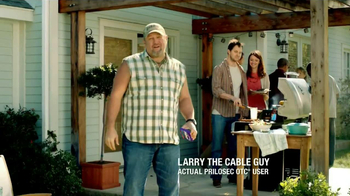 Prilosec OTC TV Spot, 'Past Ages' Featuring Larry the Cable Guy - Thumbnail 2