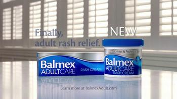 Balmex Adult Care Rash Cream TV Spot - Thumbnail 7