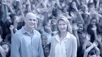 Longines TV Spot, 'Children' Feat.  Andre Agassi, Steffi Graf