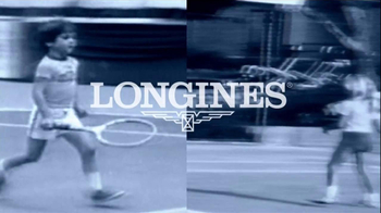 Longines TV Spot, 'Children' Feat.  Andre Agassi, Steffi Graf - Thumbnail 1