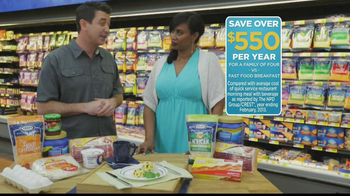 Walmart Low Price Guarantee TV Spot, 'Selina' - 450 commercial airings