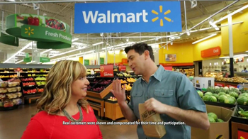 Walmart Low Price Guarantee TV Spot, 'Tiffany' - Thumbnail 3