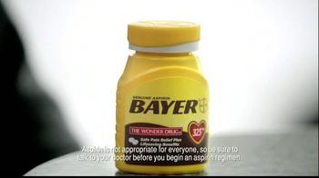 Bayer TV Spot, 'At Work Having Lunch' - Thumbnail 7