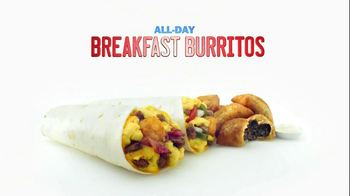Sonic Drive-In Cinnasnacks and Breakfast Burritos TV Spot, 'Two Sides' - Thumbnail 9