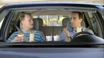 Sonic Drive-In Cinnasnacks and Breakfast Burritos TV Spot, 'Two Sides' - Thumbnail 2