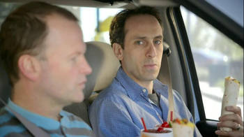Sonic Drive-In Cinnasnacks and Breakfast Burritos TV Spot, 'Two Sides' - Thumbnail 3