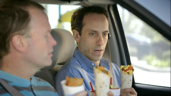 Sonic Drive-In Cinnasnacks and Breakfast Burritos TV Spot, 'Two Sides' - Thumbnail 4