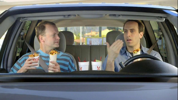 Sonic Drive-In Cinnasnacks and Breakfast Burritos TV Spot, 'Two Sides' - Thumbnail 6