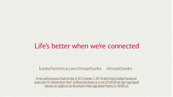 Bank of America TV Spot, 'Veterans' Song by Lucinda Williams - Thumbnail 7
