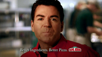 Papa John's Double Bacon Six Cheese Pizza TV Spot, 'Wheat' - Thumbnail 8