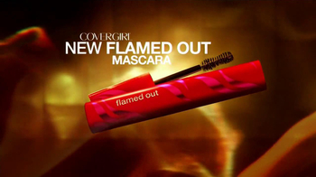 CoverGirl Flamed Out Mascara TV Spot Featuring Pink - Thumbnail 1