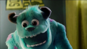 Monsters University Scare Pal Sulley TV Spot - Thumbnail 2