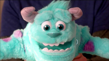 Monsters University Scare Pal Sulley TV Spot