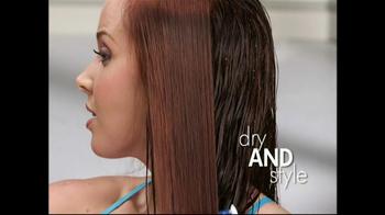 Instyler TV Spot, 'Wet 2 Dry' - Thumbnail 2