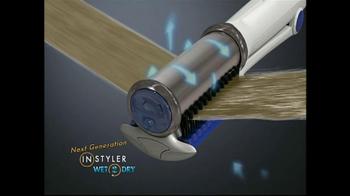 Instyler TV Spot, 'Wet 2 Dry' - Thumbnail 5