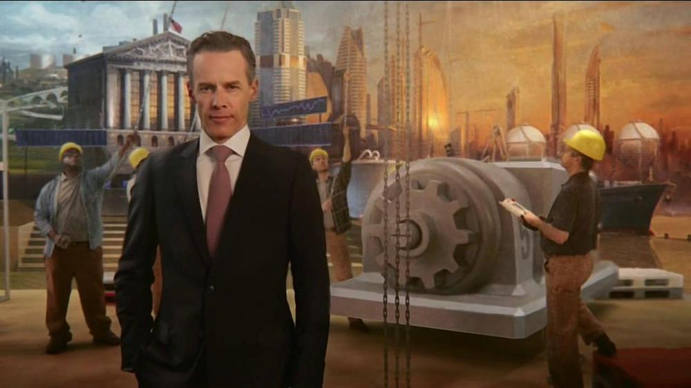 Morgan Stanley TV Spot