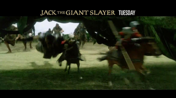 Jack the Giant Slayer Blu-ray and DVD TV Spot - Thumbnail 8