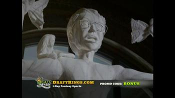 DraftKings 1-Day Fantasy Baseball TV Spot, 'Hall of Fame' - Thumbnail 6