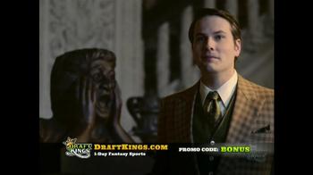 DraftKings 1-Day Fantasy Baseball TV Spot, 'Hall of Fame' - Thumbnail 8