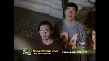 DraftKings 1-Day Fantasy Baseball TV Spot, 'Hall of Fame' - Thumbnail 9