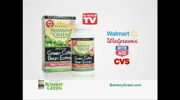 Bombay Green Green Coffee Bean Extract TV Spot, 'Number One' - Thumbnail 4