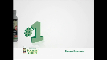 Bombay Green Green Coffee Bean Extract TV Spot, 'Number One' - Thumbnail 1