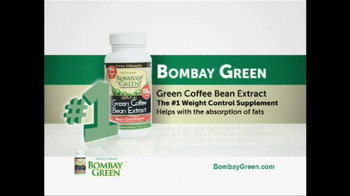 Bombay Green Green Coffee Bean Extract TV Spot, 'Number One' - Thumbnail 2