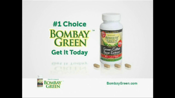 Bombay Green Green Coffee Bean Extract TV Spot, 'Number One' - Thumbnail 3