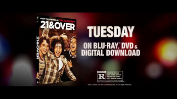 21 and Over Blu-ray, DVD, Digital TV Spot - Thumbnail 10