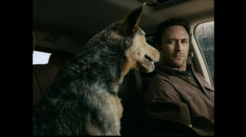2013 Ram Laramie Longhorn TV Spot, 'Jealous Dog'