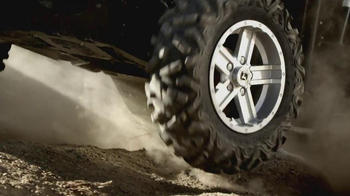 John Deere Gator RSX 850i TV Spot, 'Gator vs Asphalt' - Thumbnail 1