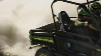 John Deere Gator RSX 850i TV Spot, 'Gator vs Asphalt' - Thumbnail 7