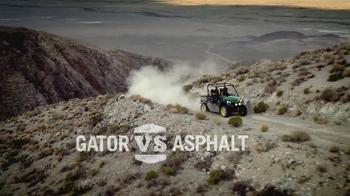 John Deere Gator RSX 850i TV Spot, 'Gator vs Asphalt' - Thumbnail 8