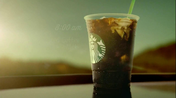 Starbucks TV Spot, 'Refreshment Hour' Song by The Drums - Thumbnail 1