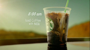 Starbucks TV Spot, 'Refreshment Hour' Song by The Drums - Thumbnail 2