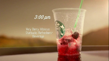 Starbucks TV Spot, 'Refreshment Hour' Song by The Drums - Thumbnail 5
