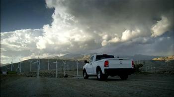 2013 Ram 1500 TV Spot, 'Winds' - 1169 commercial airings