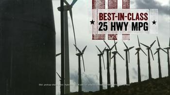 2013 Ram 1500 TV Spot, 'Winds' - Thumbnail 9