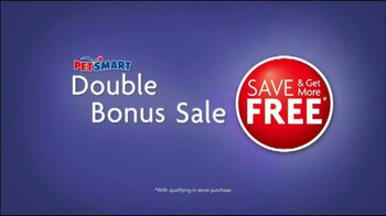 PetSmart Double Bonus Sale TV Spot, 'Purina' - Thumbnail 4