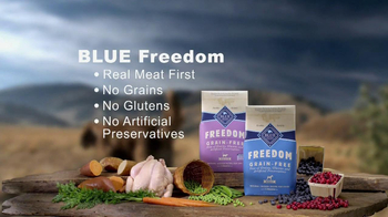 Blue Buffalo Blue Freedom TV Spot - Thumbnail 7
