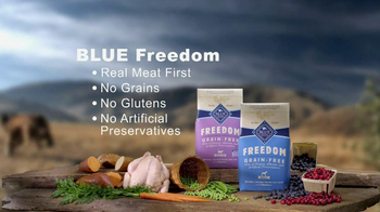 Blue Buffalo Blue Freedom TV Spot - Thumbnail 8