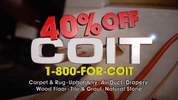 COIT TV Spot, 'Tim: 40% Off' - Thumbnail 8