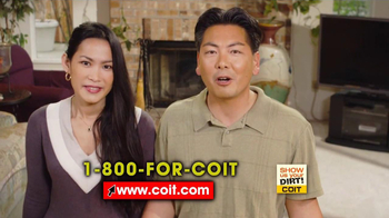 COIT TV Spot, 'Tim: 40% Off'