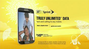 Sprint Truly Unlimited Data TV Spot, '$100 Off Phone: Father's Day' - 266 commercial airings