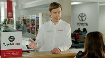 Toyota Care TV Spot, 'Intercom' - Thumbnail 3