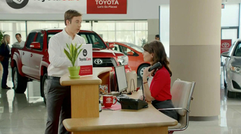 Toyota Care TV Spot, 'Intercom' - Thumbnail 4