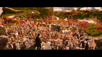 Oz the Great and Powerful Blu-ray and DVD TV Spot - Thumbnail 2